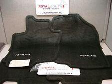 Toyota Rav4 2006 - 2012 Dark Charcoal Carpet Floor Mats Set Genuine OEM OE
