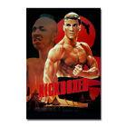 KICKBOXER Hot Movie Art Silk Canvas Film Poster Wall Art Print 12x18 24x36 inch