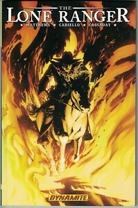 LONE RANGER (2006 series) Vol 3 Scorched Earth TP TPB $14.99 SRP #12-15 NEW