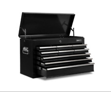 Metal Toolbox Chest Tool Storage Box Case Handyman Cabinet Organiser Drawers NEW