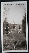 Southdown Foxhounds  Vintage 1920's Photo Card  VGC / EXC