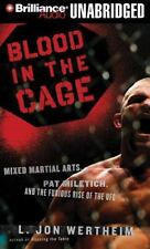 Blood in the Cage: Mixed Martial Arts, Pat Miletich, and the Furious  1423374746