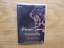 Korean Tigers: Taekwon Shuffle (Rare HTF DVD, 2010) Move Documentary