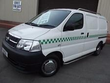 Right-hand drive Commercial Ambulances