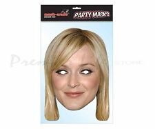 Fern Cotton Character Face Mask Fancy Dress Party Face Mask