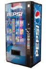 Vendo VMax V570P Multi Price Soda Beverage Vending Machine Pepsi Graphic