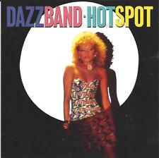 Dazz Band - Hot Spot.   new cd in seal    incl bonustracks