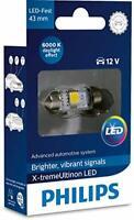 Philips MT-PH 129466000KX1 LED Interior car Light C5W 43mm Festoon, 6000 Kelvin