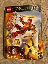 Lego Bionicle Tahu Master Of Fire 70787 New