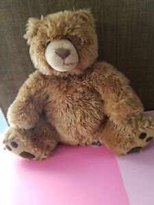 "Gund Brown Teddy Bear Kohl's Cares Exclusive 13"" Stuffed Plush Doll"