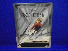 blu ray ROCKETEER, THE Steelbook Lenticular Magnet Disney Zavvi New & Sealed