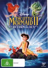 The Little Mermaid II: Return to the Sea * NEW DVD * (Region 4 Australia)