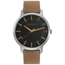 Esprit Men's Watch | ES108271001 Evan | Analog | Quartz | Leather | RRP £ 120