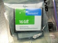 SWISSBIT 16GB - SFCF 16GB H1B04T0-1-Q1-523-SMA