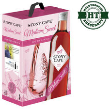 Rosé Südafrika Stony Cape Syrah Medium Sweet Cuvée Bag in Box (1x3L)