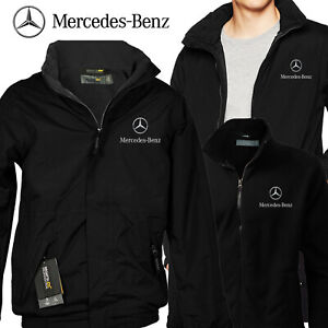 Mercedes Benz Regatta Jacket Fleece Lined Dover/ Insulated Jacket /Mens Fleece