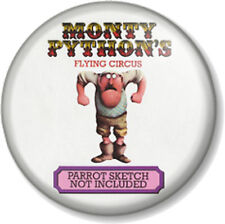 "Monty Python's Flying Circus 1"" 25mm Pin Button Badge Parrot sketch not included"