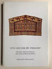 Orientteppiche, Eberhart Herrmann, Teppiche, Uschak Yarkand Teppiche