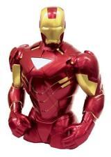 Figurines et statues jouets de héros de BD bustes avec iron man