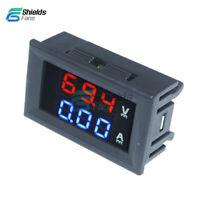 10PCS Dual Display LED DC 100V 10A Digital Amp Volt Meter Ammeter Voltmeter