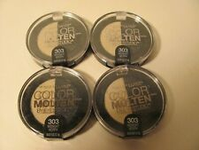 MAYBELLINE COLOR MOLTEN 303 MIDNIGHT MORPH EYESHADOW DUO Lot of 4
