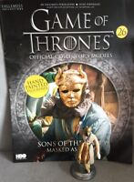 Game Of Thrones GOT Official Collectors Models #26 Sons of the Harpy Figurine