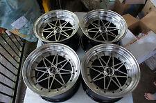 JDM 03 Style 15 rims pcd114.3 wheels ae86 ta22 240z kp61 work 01 equip 03 gc10