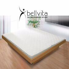 bellvita LUXUS Dual-Wasserbett mit Bettrahmen, Komforthöhe, mit 0% FINANZIERUNG