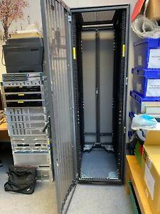 "HP 42U 19"" Standard Server Rack Cabinet Enclosure 74cms between Uprights"