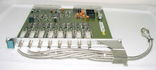 ASML SVG Optical DEM Board 4022.437.0220 w/ optical cables