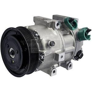 For Hyundai Sonata Kia Optima L4 2012-2014 A/C Compressor and Clutch Denso