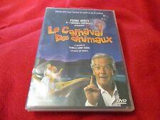 "COFFRET 2 DVD ""PIERRE ARDITI presente LE CARNAVAL DES ANIMAUX"""