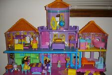 Dora the Explorer 7 room Magical Castle with Dora van included *FREE SHIP*