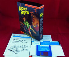 PC DOS: Ancient Empires-The Learning Company 1990