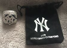 NY YANKEES  STADIUM RING DAY SGA 2009 WORLD SERIES CHAMPIONS REPLICA