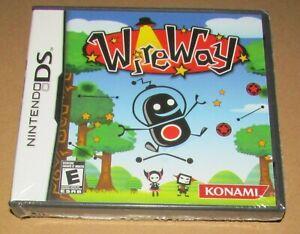 WireWay (Nintendo DS) Brand New / Fast Shipping