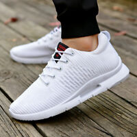 Men's Athletic Sport Shoes Outdoor Running Sneakers Training Jogging Casual Hot
