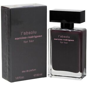 Narciso Rodriguez L'Absolu for Her 50 ml EDP Eau de Parfum Spray