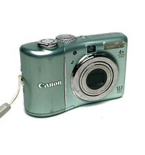 Canon PowerShot A1100 IS 12.1MP Digital Camera PC1354 Mint Color