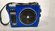 GE 8 Track Program Power Sound 8 Track Player with Sing Along PA Dual Speaker