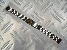 Condor Damen Edelstahl Metalluhrenarmband Stegbreit 12 bis 16mm