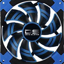 AeroCool Dead Silence 14cm Blue LED 1000rpm Fan -