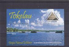 TOKELAU MNH STAMP SHEET 2008 TARAPEX STAMP EXPO SG MS406