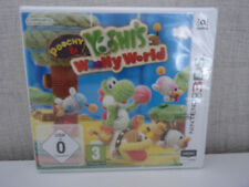 Nintendo 3DS-Spiel - Poochy & Yoshi's Woolly World - Neu & OVP