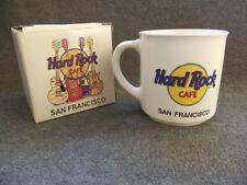 Hard Rock Cafe San Francisco Guitar Mug - In Original Box