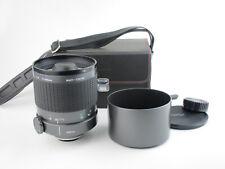 Für Nikon Ai-S Sigma Mirror-Telephoto 1:8 f=600mm MC Objektiv lens + hood