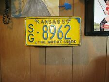 quick access hidden diversion  safe disguised as vintage license plate