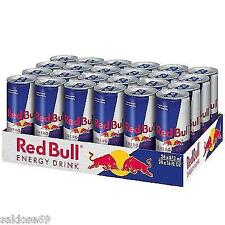 24 Mega Dosen a 473ml Red Bull Energy Orginal incl. 6€ Pf Redbull