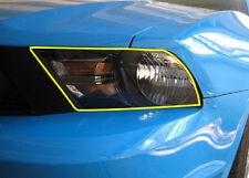 2010/2011/2012/2013/2014 Mustang [PP_H] Paint Protection - Headlight Lens Kit