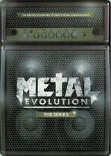 Metal Evolution: The Series [Documentary] by Various Artists (DVD, Nov-2012)